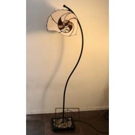 Spirálová lampa